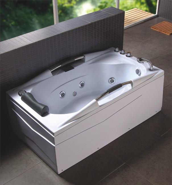 baignoire remous 160x85 toutes options avec. Black Bedroom Furniture Sets. Home Design Ideas