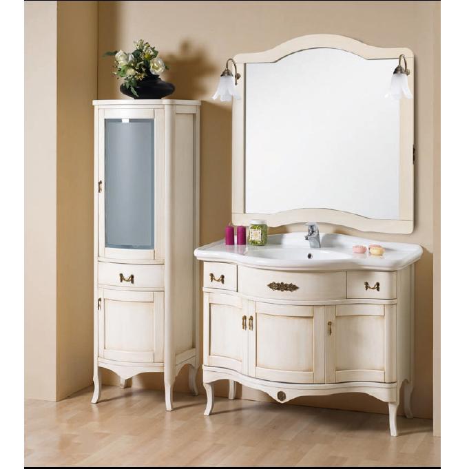 Donatello Bathroom Cabinet Cm 109 Antiqued