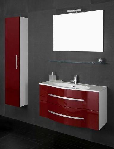 Argus Bathroom Cabinet With Washbasin