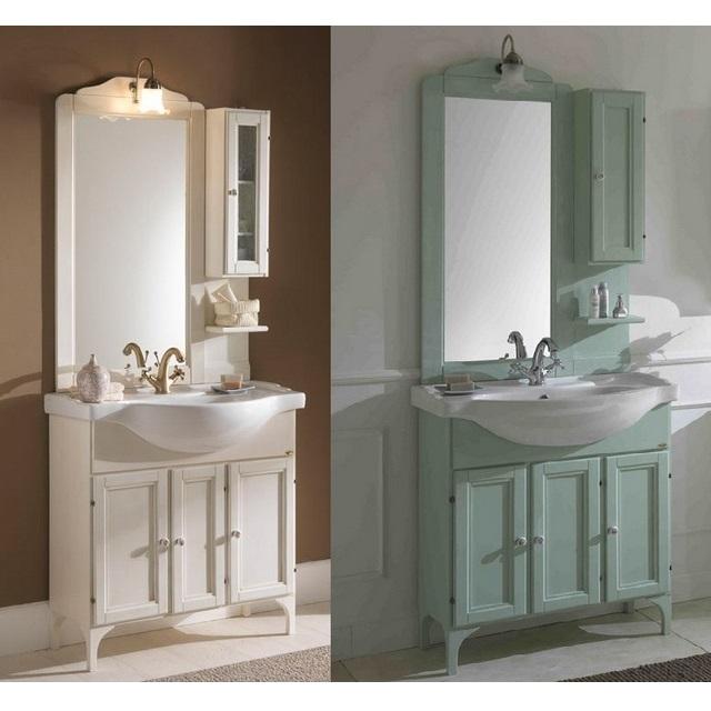 meuble de salle de bain lilium 75 cm 85 cm ou 105 cm. Black Bedroom Furniture Sets. Home Design Ideas