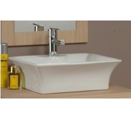 Lavabo à poser pour meuble de salle de bain moderne ...