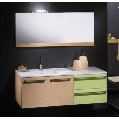 Z Clo Modern Bathroom Vanity Set In