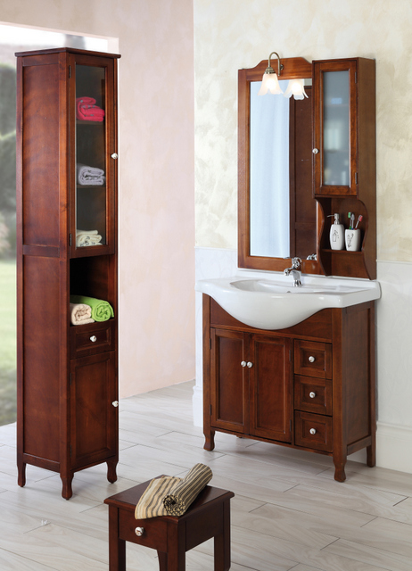 Arte Povera Bathroom Cabinet, model br