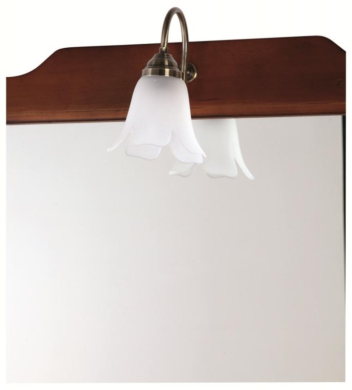 Specchiera Bagno Arte Povera.Arte Povera Moving Bathroom Furniture Cm 75 In Solid Walnut Br