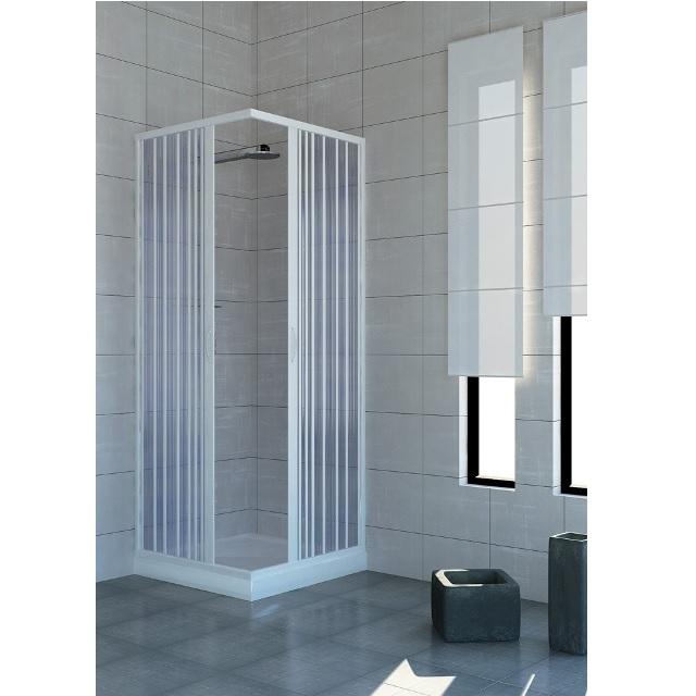 Box Doccia In Pvc.Rectangular Pvc Shower Cabin