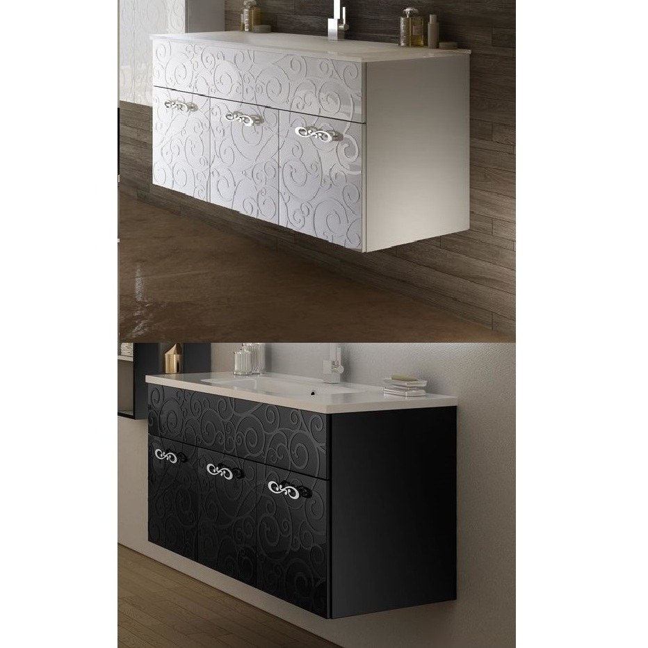 Piano Per Mobile Bagno from-71-to-100 cm bathroom vanities - bathroom italy